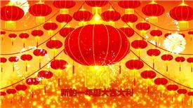 PR:新年聚会拜年party开场相册视频pr模板 新年节日pr素材