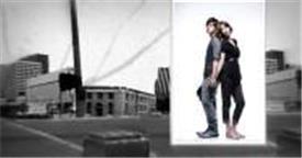 会声:片头开场 KC-07 经典影视《毛骗》同款片头模板 会声会影特效下载  会声会影模版素材