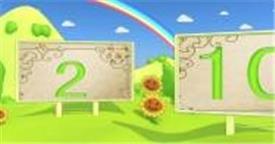会声:ET-08 动画告示牌儿童生日展示 童年儿童相册儿童照片 会声会影特效下载  会声会影模版素材