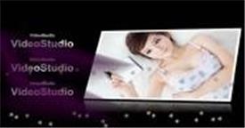 会声:XZ-15 正典个人写真相册模板 电子相册 会声会影特效下载  会声会影模版素材