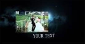 会声:HL-05 强悍通用婚庆片头 婚纱婚礼结婚爱情 会声会影特效下载  会声会影模版素材