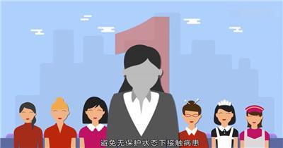 新型冠状病毒肺炎防治知识动画