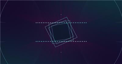 时尚科技感片头AE模板