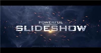 AE:大气动作游戏电影视频文字宣传片头ae特效素材下载网站