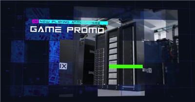 AE:数字科技视频展示ae特效素材下载网站