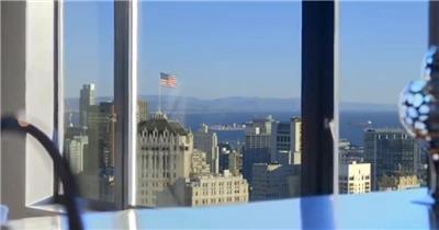 顶级豪宅视频大平层顶级豪宅视频大平层旧金山Penthouse