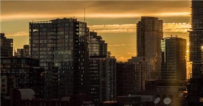 美丽的城市夜景城市建筑