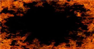 火焰烧火RIMFIR__ LED动态视频背景大全