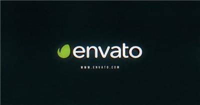 AE:故障效果标志动画ae特效素材下载网站