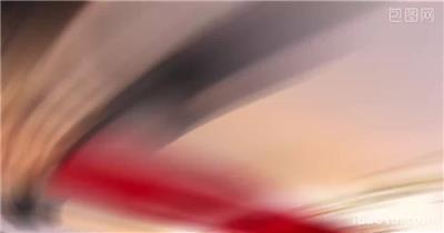 056 震撼加油中国武汉抗击疫情金字红绸图文模板武汉新冠状病毒肺炎宣传AE模板
