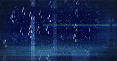 AE:科技故障效果视频展示ae特效素材下载网站