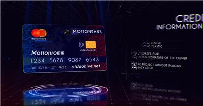 AE:卡片展示ae特效素材下载网站