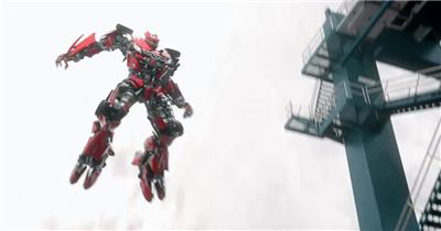 汽车广告变压器-GACGS5-VFX编辑 TRANSFORMERS - GACGS5 - VFX Edit企业事业单位公司宣传片外国外宣传片
