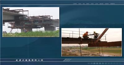 垮线桥多媒体主 多媒体演示_batch 建筑多媒体景观多媒体