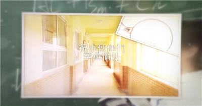 温馨开学季注意事项图文视频模板