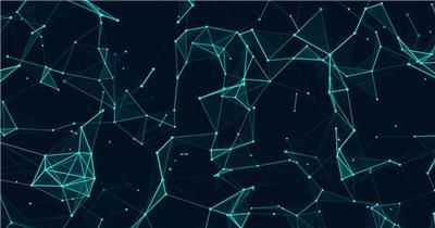 Pr模板 科技科幻动感信息空间背景通用素材
