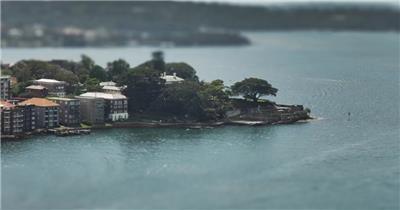 玩具船-悉尼倾斜移动延时 Toy Boats - A Sydney Tilt-shift Time-lapse企业事业单位公司宣传片外国外宣传片