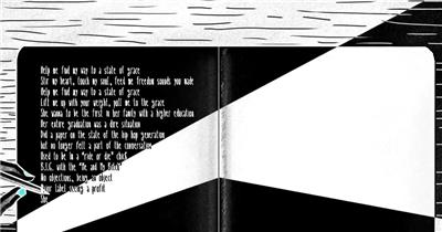 塔利布奎利壮举。Abby Dobson-格雷斯州(官方音乐视频) Talib Kweli feat. Abby Dobson - State of Grace (Official Music Video)企业事业单位公司宣传片外国外宣传片