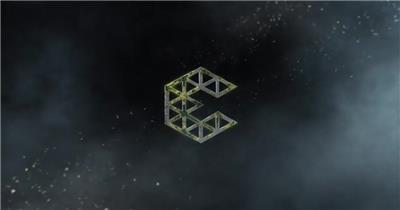 AE:史诗标志动画ae特效素材下载网站