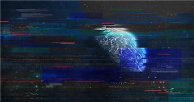 AE:科幻宇宙地球宣传片头ae特效素材下载网站
