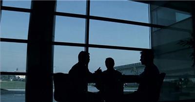 2014111320商务合作员工交流各国国旗宣传片通用商务高清素材视频高清素材下载