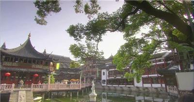 苏州园林景上海视频上海高清宣传片上海各种高清实拍素材系列_batch城市实拍视频 城市宣传片
