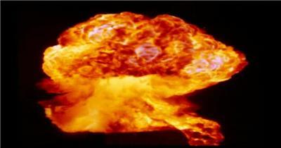 火焰烧火QT_YSDT682 LED动态视频背景大全