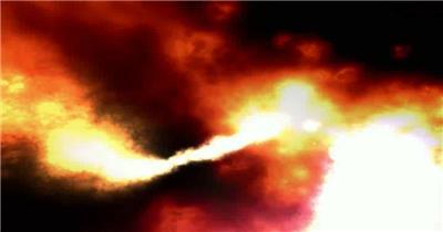 火焰烧火PM06-051火飞好 LED动态视频背景大全