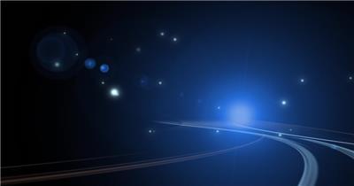 光晕背景柔和背景视频动态背景视频Animation 04