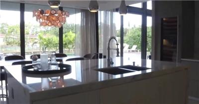 顶级豪宅视频别墅2迈阿密Waterfront Mansioni