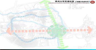 贵州大学花溪校园扩建概念性规划 建筑动画视频_batch 房地产三维动画3d动画