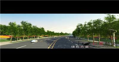 南川大观_batch建筑动画三维动画房地产动画3d动画视频