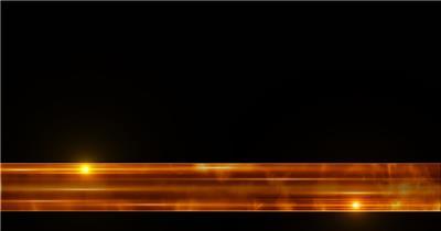 带通道的透明样式字幕条素材      Orange