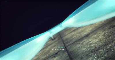 AE:霓虹灯文字特效模板 AE模板 AE视频素材文件14 文字动画视频ae模板