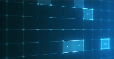 高科技面版高科技背景HiTechBackgroundsPack203Perspective