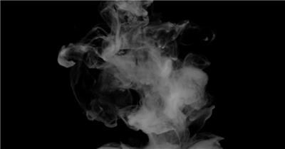 Cloud_Chamber_024水墨云雾高清视频素材