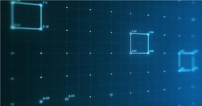 高科技面版高科技背景HiTechBackgroundsPack204Perspective