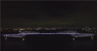 航拍日本东京视频素材
