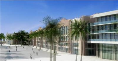 Emirates Palace_batch建筑动画三维动画房地产动画3d动画视频
