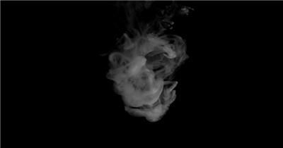 Cloud_Chamber_022水墨云雾高清视频素材