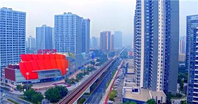 GZ055粤港澳大湾区广东广州城市交通贸易大气深圳珠海澳门视频一带一路大湾区