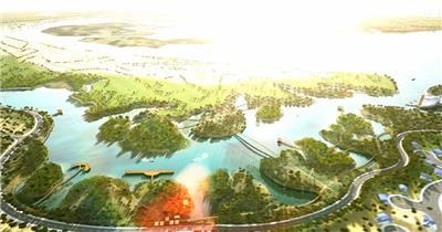 旅游推介片 三维房地产动画形象宣传片 建筑漫游 三维游历房地产动画 建筑三维动画