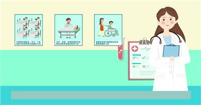 冠状病毒预防MG动画视频