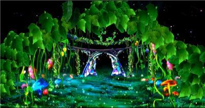 梦幻童话森林 款A00124梦幻童话森林无音乐