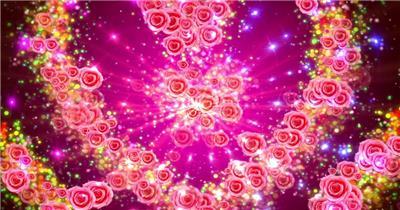 -玫瑰D3293心形玫瑰有音乐