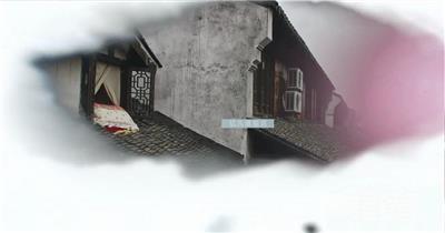 PR:水墨中国风ZG-04 中国风水墨片头 pr素材 pr模版  adobe Premiere素材 premiere视频模板 premiere模板