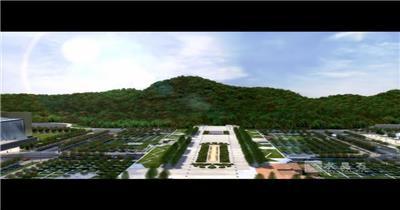 激情深圳-logo_batch建筑动画三维动画房地产动画3d动画视频
