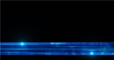 带通道的透明样式字幕条素材      Blue