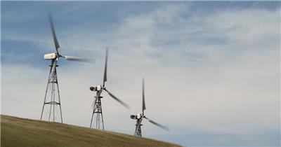 新能源-Energy000730_VTXHD风力发电 清洁能源 风力发电 工业