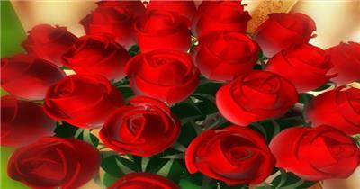 -玫瑰D32921玫瑰花